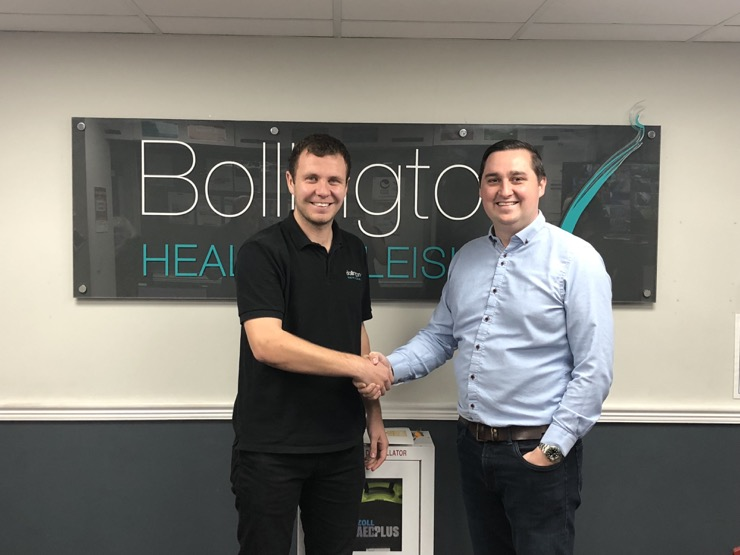 Bollington Health and Leisure | Tom & Carl Big 2