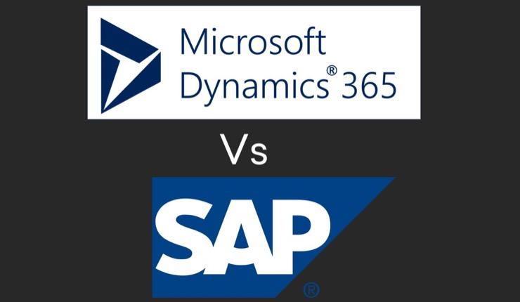 Microsoft Dynamics 365 v SAP Business One | Fabric IT