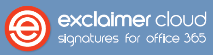 exclaimer for office 365 logo