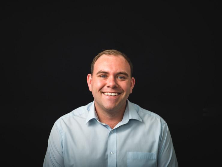 Adam Gorton Headshot