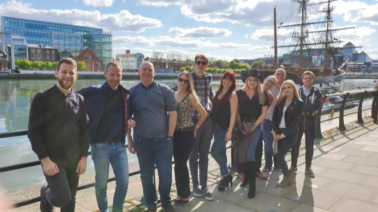 Dublin 2019 staff trip