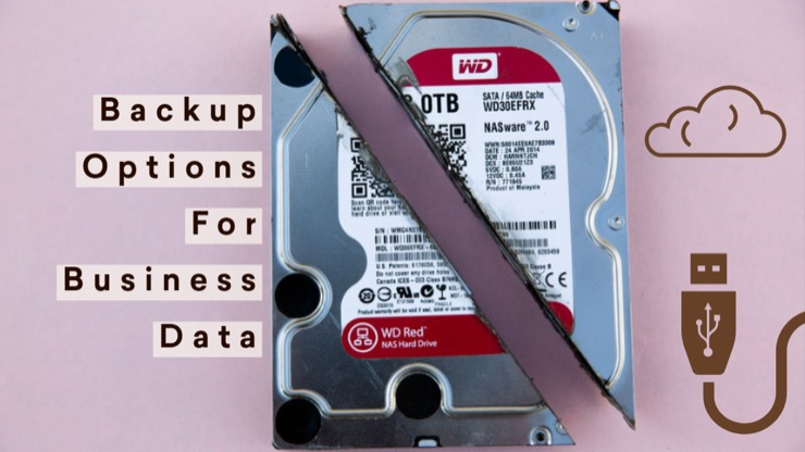 Backup Options for Business Data