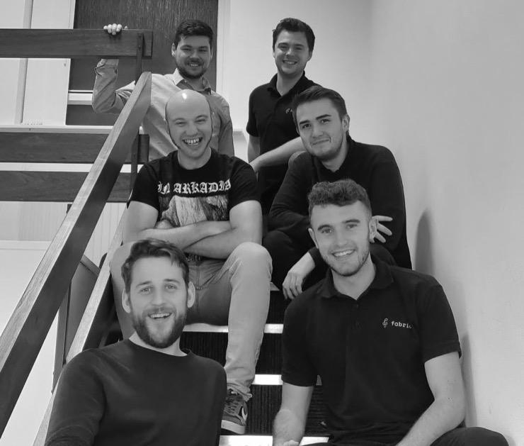 Movember team photo