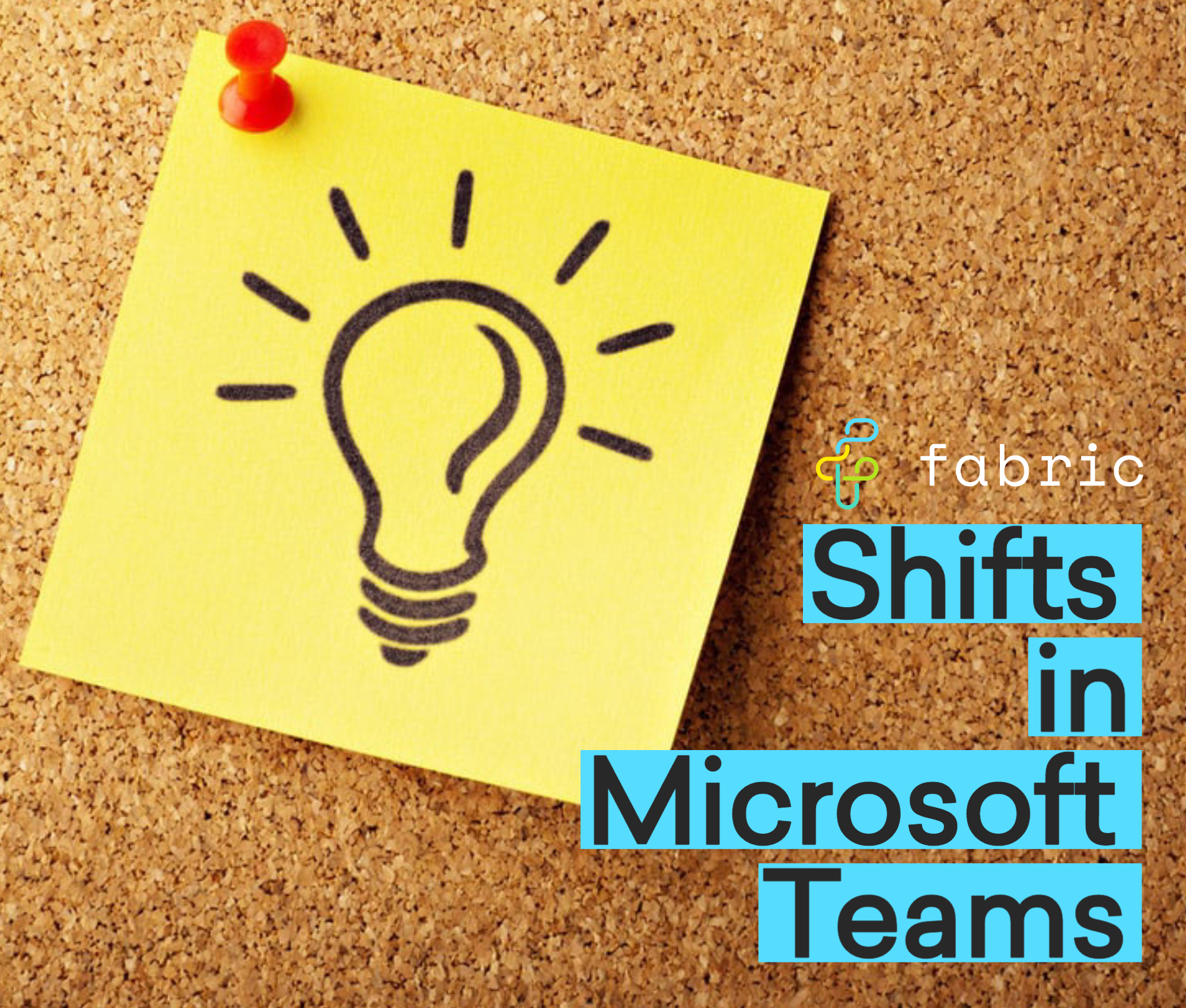 Shifts in Microsoft Teams Copy